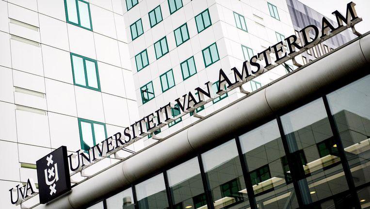 Universiteit van Amsterdam Beeld ANP