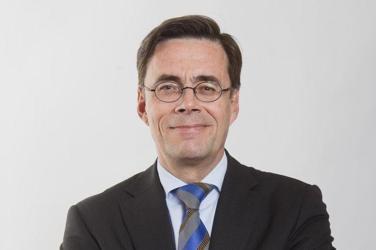 De nieuwe directeur van VNO-NCW Cees Oudshoorn (56) is de hoogste nieuwe binnenkomer op nummer dertien. Beeld anp