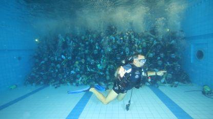 """Jarige duikschool Aronnax gaat records najagen: """"Gaan opnieuw voor grootste mensenpiramide onder water"""""""
