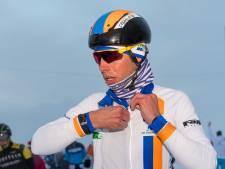 Erwin Mesu staat voor late rentree in het marathonschaatsen