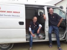 Chris en Thies kunnen niet weg uit Suriname en maken er maar het beste van