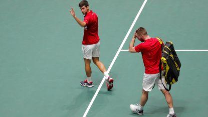 Rusland kegelt Servië en Novak Djokovic uit de Davis Cup, nu wacht Canada in halve finale