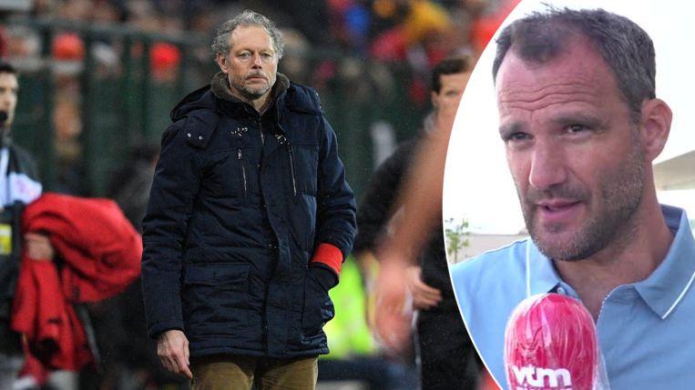 De kans dat Michel Preud'homme hoofdcoach van Standard blijft, is klein.