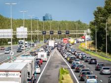 Meerdere files op A28 door ongevallen bij Nunspeet en Zwolle