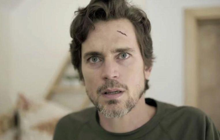Matt Bomer als Jamie Burns in 'The Sinner'. Beeld