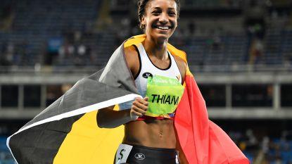 """De positieve mindset van Nafi Thiam die fans pleziert met workout-filmpjes: """"Dit trainingsjaar is voor het lichaam een goede zaak"""""""