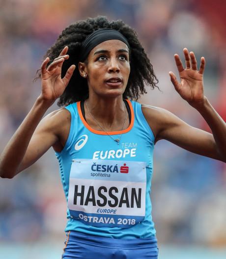 Hassan wil op FBK Games record aanscherpen