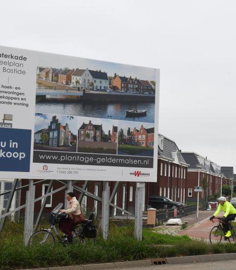 Nieuwbouw in alle dorpen, maar nieuwe wijk Plantage is de grote slokop in West Betuwe
