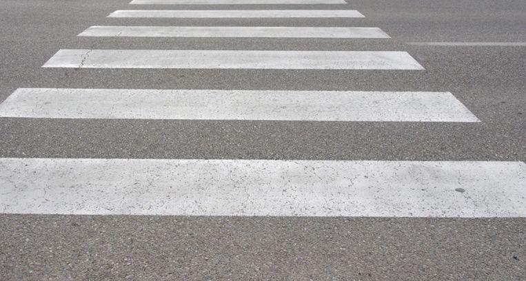 KORTENAKEN-de werken aan de wegmarkering gaan maandag van start