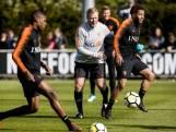 Zoet na afhaken Bergwijn en De Jong enige PSV'er bij Oranje
