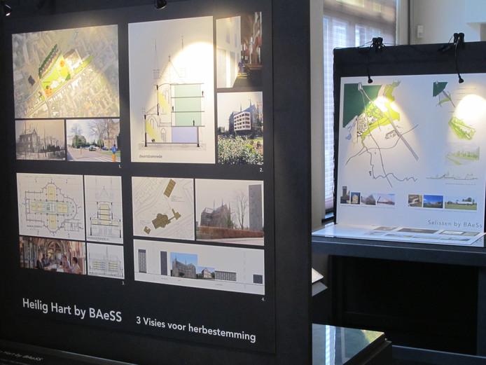 Een foto van de tentoonstelling Wie is (de) BAeSs? in Boxtel.