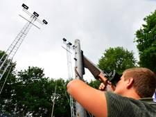Elfde NK wipboomschieten in Nieuwkuijk