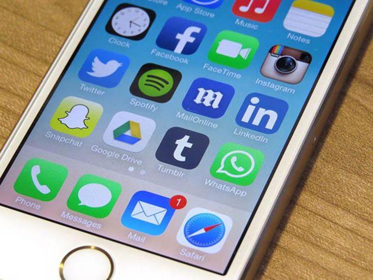 Facebook telt bijna 7,5 miljoen gebruikers in ons land.