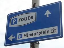 Verwarring over parkeerborden in Bergen op Zoom