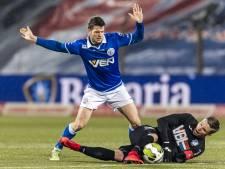 Einde seizoen Andersson: en dat is nummer vier bij FC Den Bosch