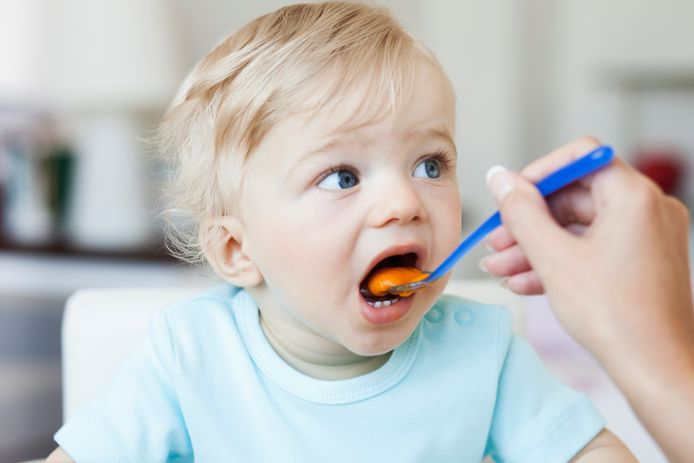 La période entre 6 mois et 2 ans est appelée l'âge d'or gastronomique.