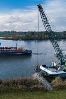 IJssel bij Kampen proeftuin voor Rijkswaterstaat