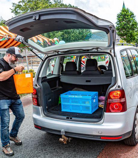 Welberg blij met streekmarkt: 'Die vrijwilligers, die doen dit toch maar'