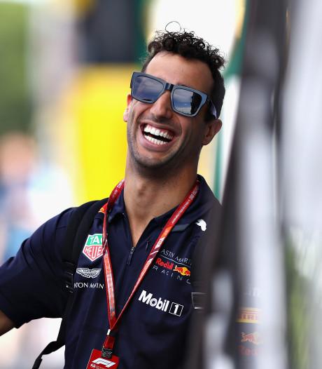 McLaren flirt met Ricciardo