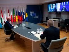 """Londres et les dirigeants de l'UE veulent donner """"un nouvel élan"""" aux négociations sur le Brexit"""