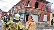 Man die uit raam sprong bij brand in kunstmatige coma door inwendige brandwonden