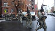 Politie massaal uitgerukt voor schietpartij in Jersey City: agent doodgeschoten, drie gewonden