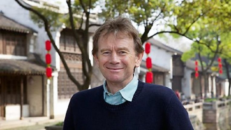 Historicus Michael Wood onderzoekt de geschiedenis van China. Beeld BBC