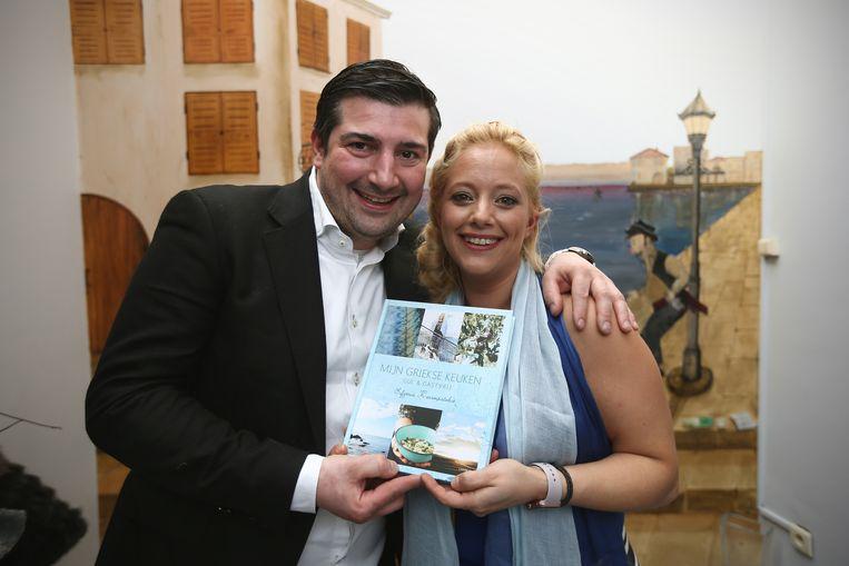 Efgeria brengt grieks kookboek uit genk regio hln