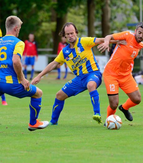 Niels Fleuren: blindelings, maar met ambitie naar TOP Oss