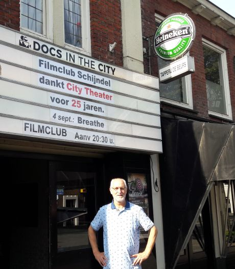 Filmclub Schijndel verkast van City Theater naar 't Spectrum