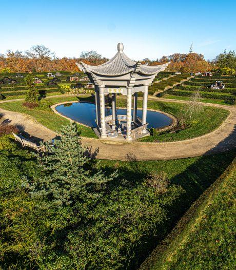 Chinezen uit heel Europa willen begraven worden in Zwolle (en ze graven er diep voor in hun buidel)