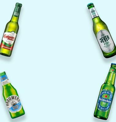 Test: welke alcoholvrije biertjes zijn het lekkerst?
