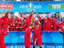 Vitesse wint KNVB-beker door zege op AZ