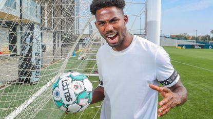 """Emmanuel Dennis, nog een van de weinige vedetten in ons voetbal: """"Of dit mijn afscheidsinterview kan zijn? Ik hoop het..."""""""