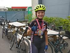 Regen en wind maken Tour de Brabant zware beproeving