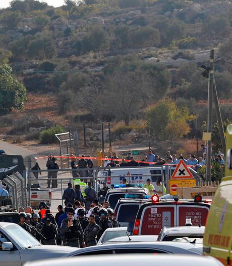Drie Israëliërs gedood in nederzetting