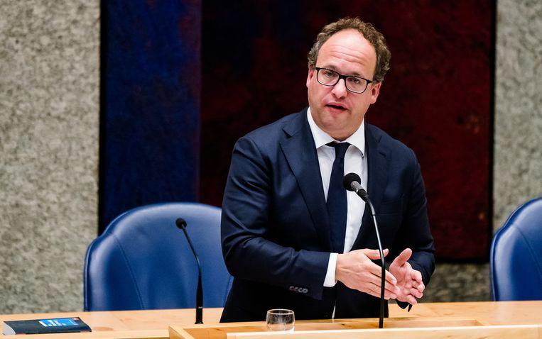 Minister Wouter Koolmees van Sociale Zaken. Beeld ANP