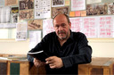 Jean-Pierre Kin, auteur van het boek 'De Moord op Loveren'