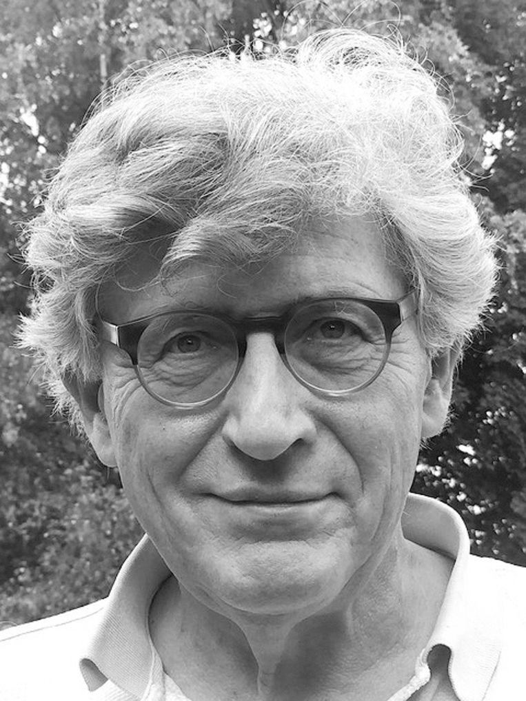 Rob IJsendijk. Oud-advocaat bestuursrecht en voorzitter Stichting Vondelpark Openluchttheater, waarvan de subsidie is afgewezen. Beeld -