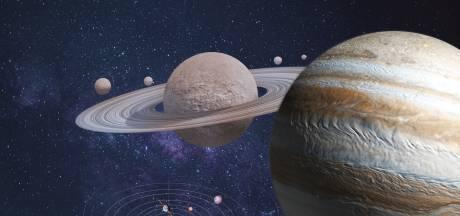 Saturnus en Jupiter vormen 'kerstster': voor het eerst in 800 jaar met blote oog te zien
