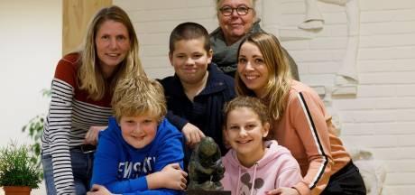 Jenaplanschool Heerde apetrots op landelijke prijs