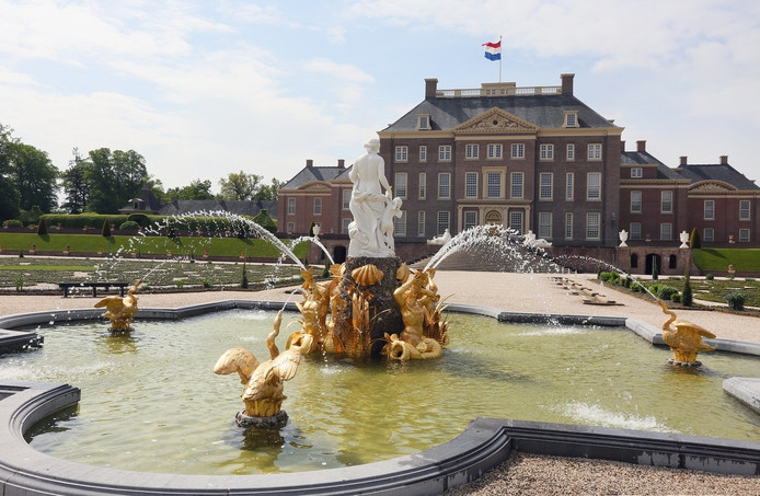 Paleis het Loo, Apeldoorn. Foto Cees Baars