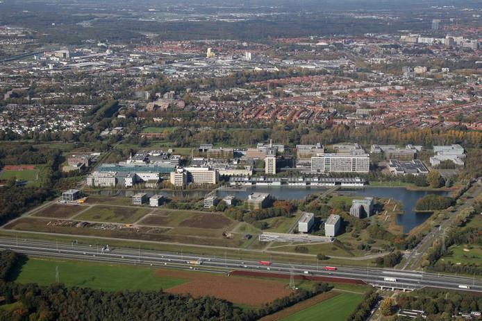 Wat op de High Tech Campus Eindhoven gebeurt reikt verder dan de regio. foto Ronald Otter