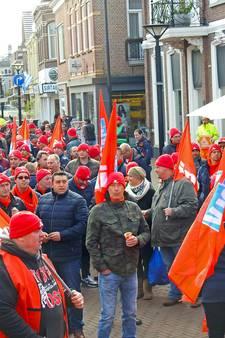 Einde staking is in zicht: akkoord voor Unox-medewerkers Oss