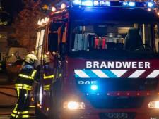 Bewoners ademen rook in na brandje in portiek woningen Rhenen