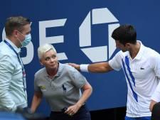 """Djokovic se confie sur sa disqualification à l'US Open: """"Je ne peux pas promettre que ça n'arrivera plus jamais"""""""