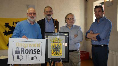 """""""Ontgrendel Ronse"""": actiegroep zet met manifest afschaffing van de faciliteiten op de politieke agenda"""
