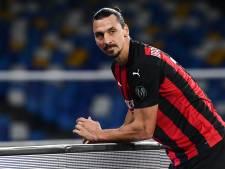 AC Milan hoopt op goed nieuws na 'Zlatan-show' tegen Napoli