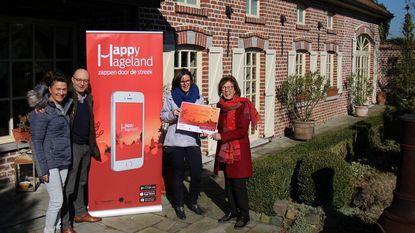Nathalie Vanden Bempt wint Happy Valentijn-wedstrijd