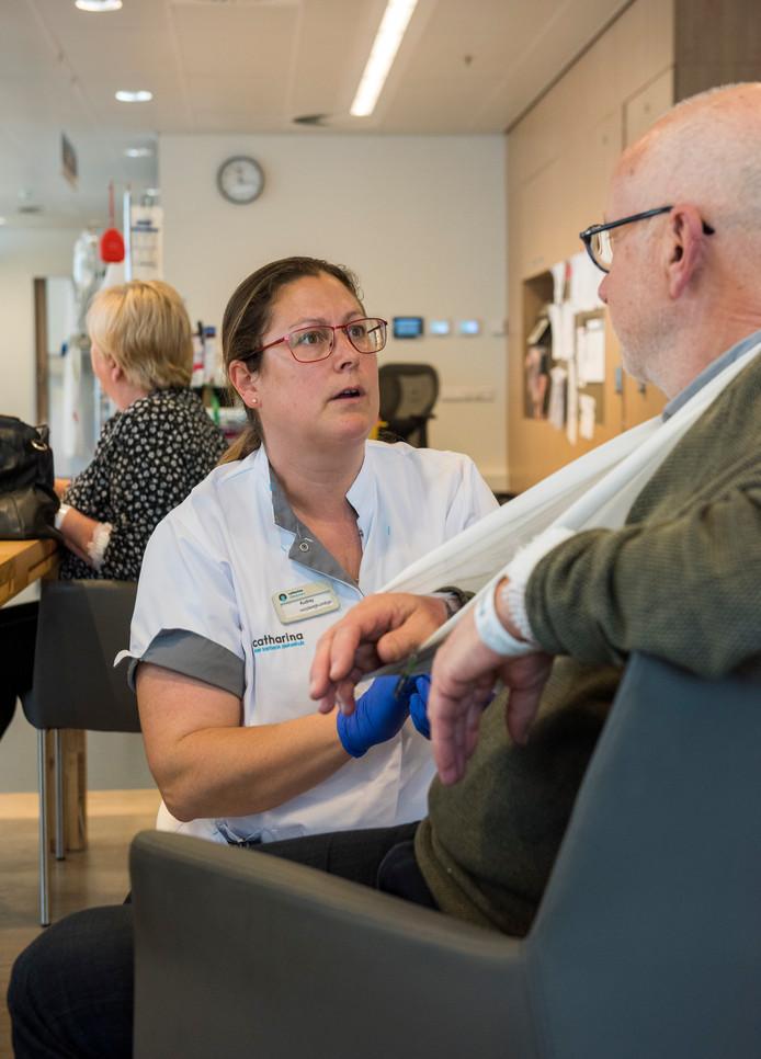 Audrey van der Ham, Hartlounge Catharina Ziekenhuis